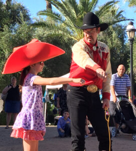 Cowboy Steve Trick Roper
