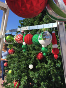 Historic Downtown Buckeye Christmas Tree 2016