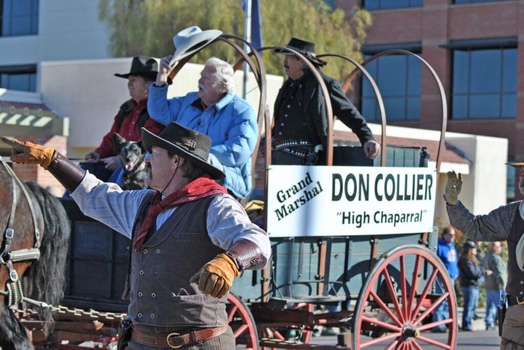 Dr. Buck's Wild West Show