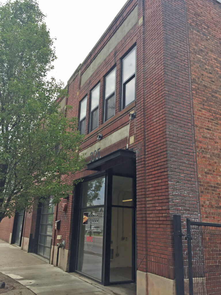 Business Finds Stability in a Historic Building