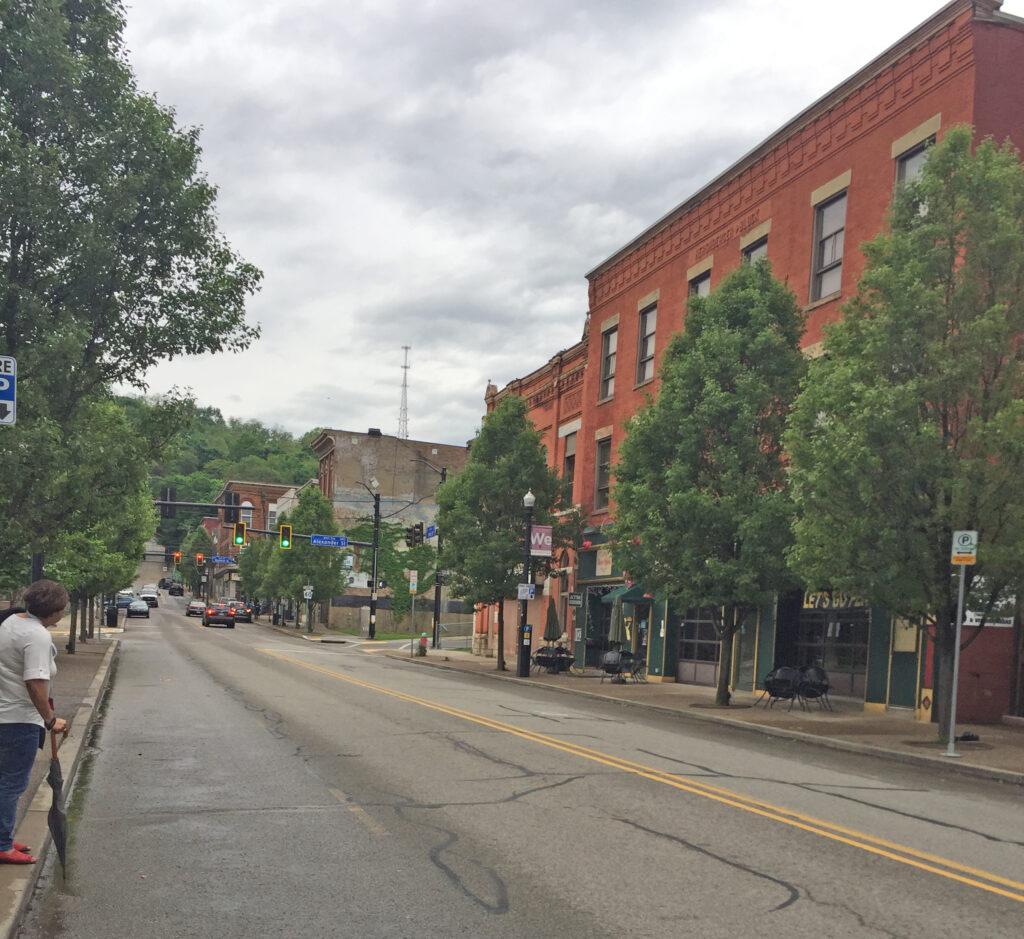 West End Main Street Tour