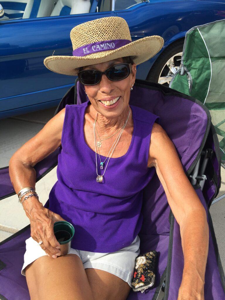 Peggy Henson 2015 Buckeye Car Show