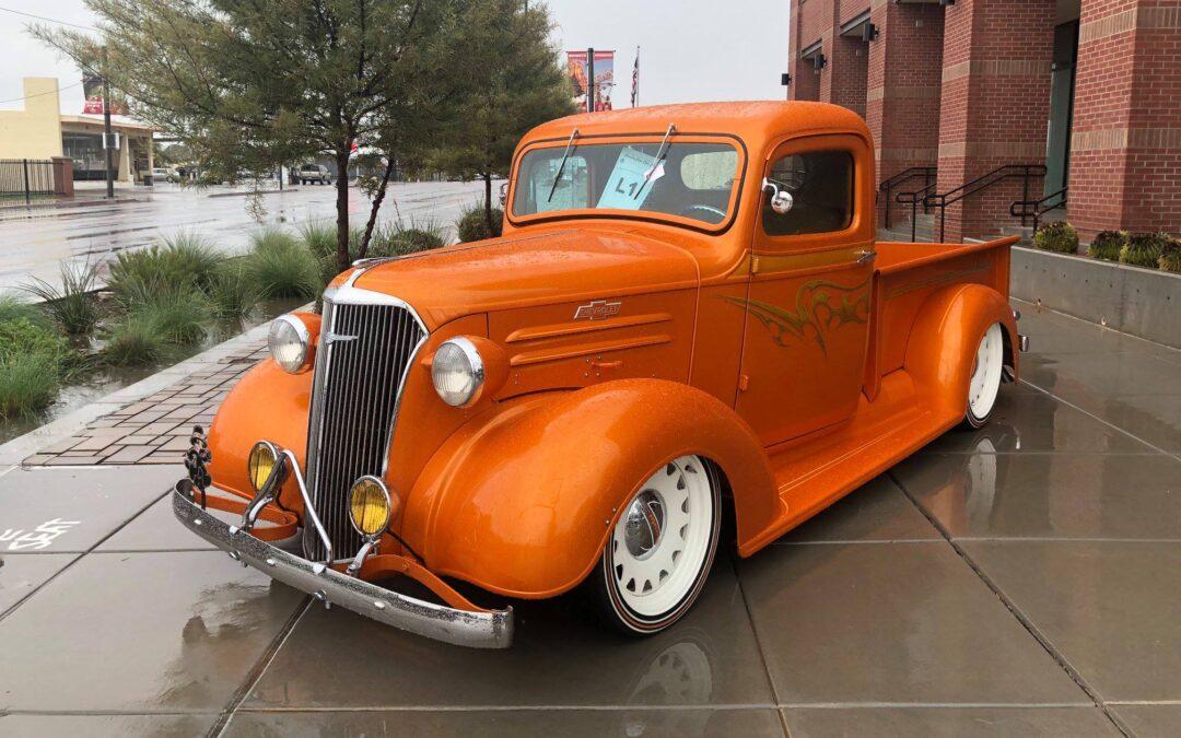 Buckeye Car & Antique Engine Show