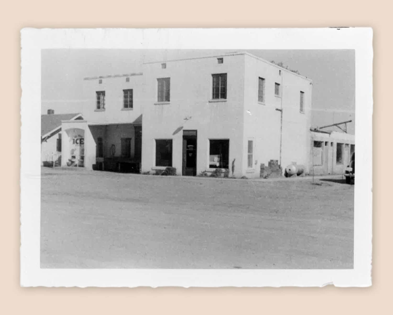 Buckeye Ice Company Circa 1950