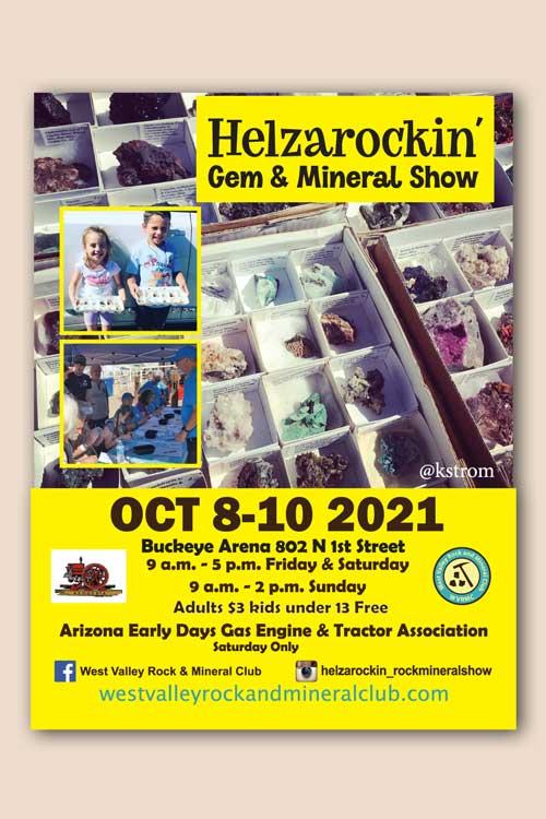 Helzarockin' Gem & Mineral Show